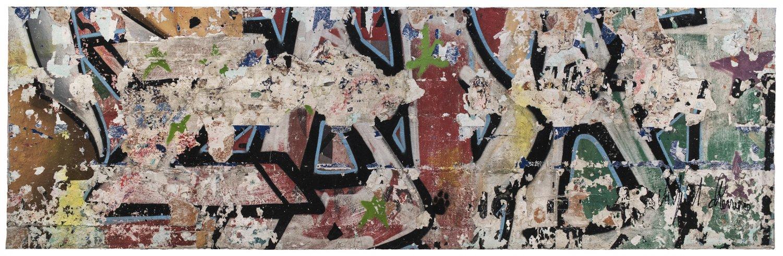 Grafity City (2018) - Alfredo Romero