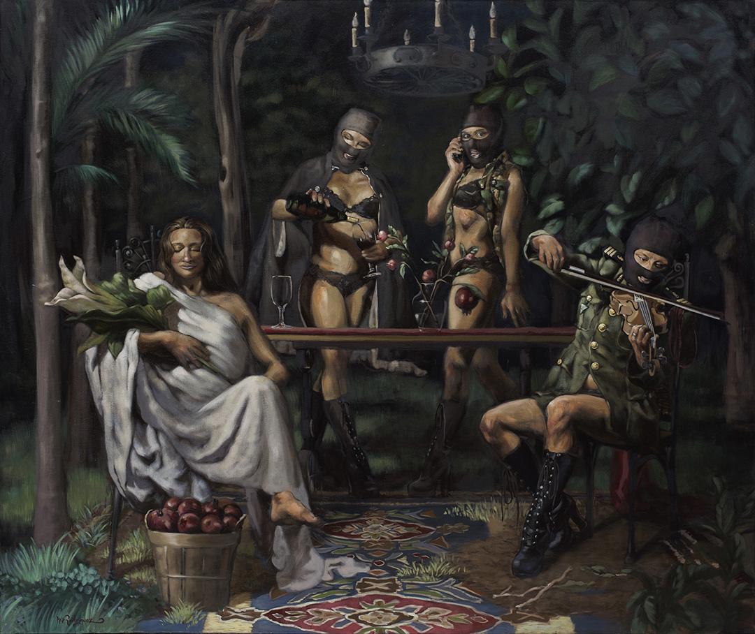La Celebración (2009) - Isis Rodriguez