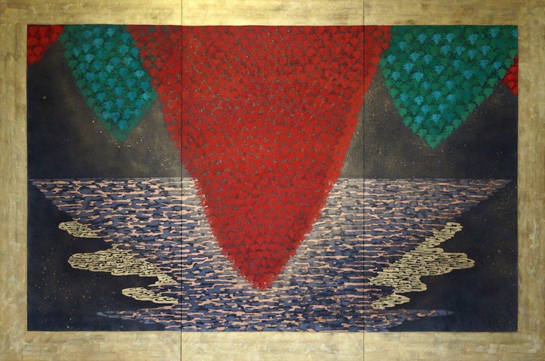Rojo de otoño (2017) - Hiromitsu Kato