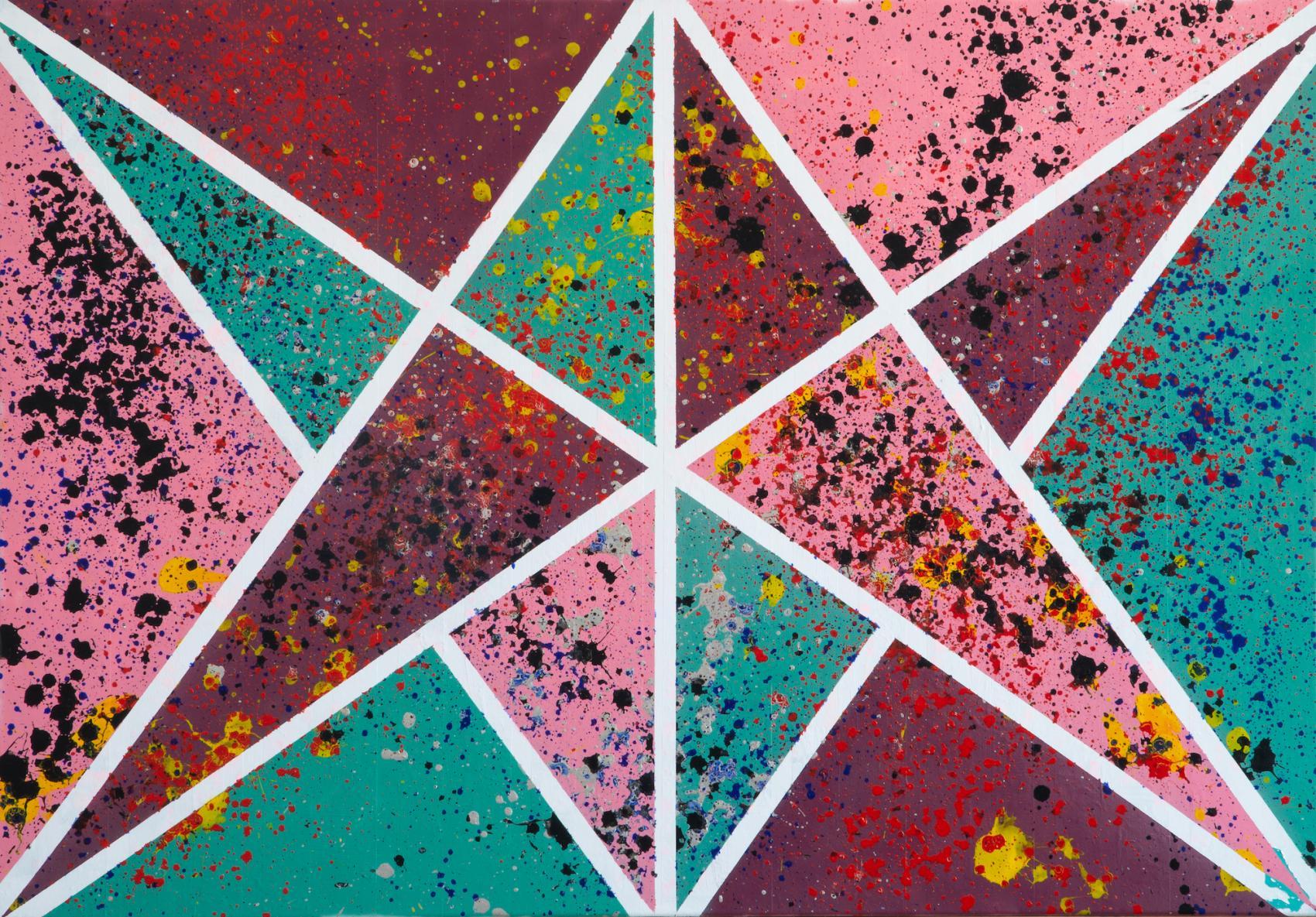 Intertwined Reality (2020) - Masaaki Hasegawa