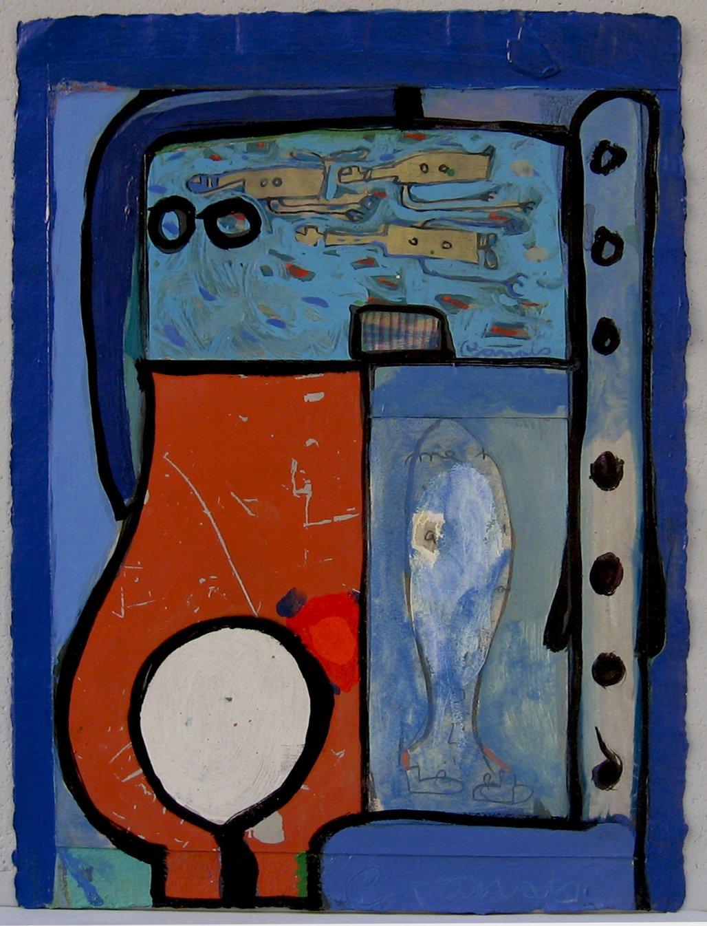 La ida (2011) - Joan Canals Carreras