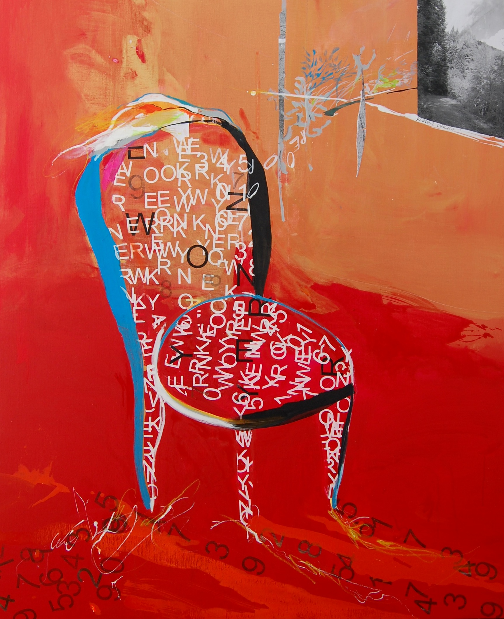 Cadira de lletres (2020) - Regina Saura