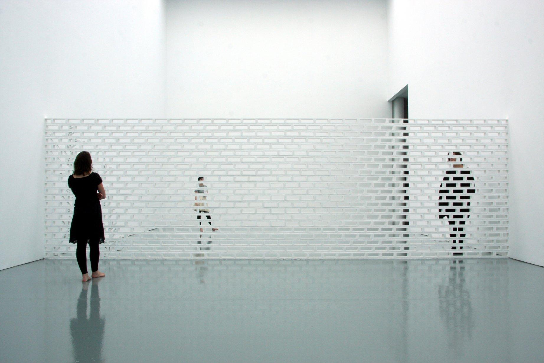 Blind wall (2010) - Jorge Santos