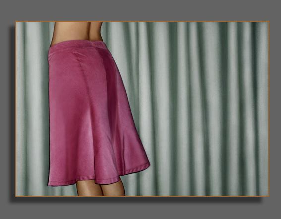 falda rosa (2014) - Rocio Gutierrez - roc fotoIlustracion