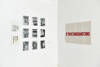 Incommunicable, 1974/2015  Impresión en gelatina de plata. Cortesía de ARTBO y Galería Henrique Faria