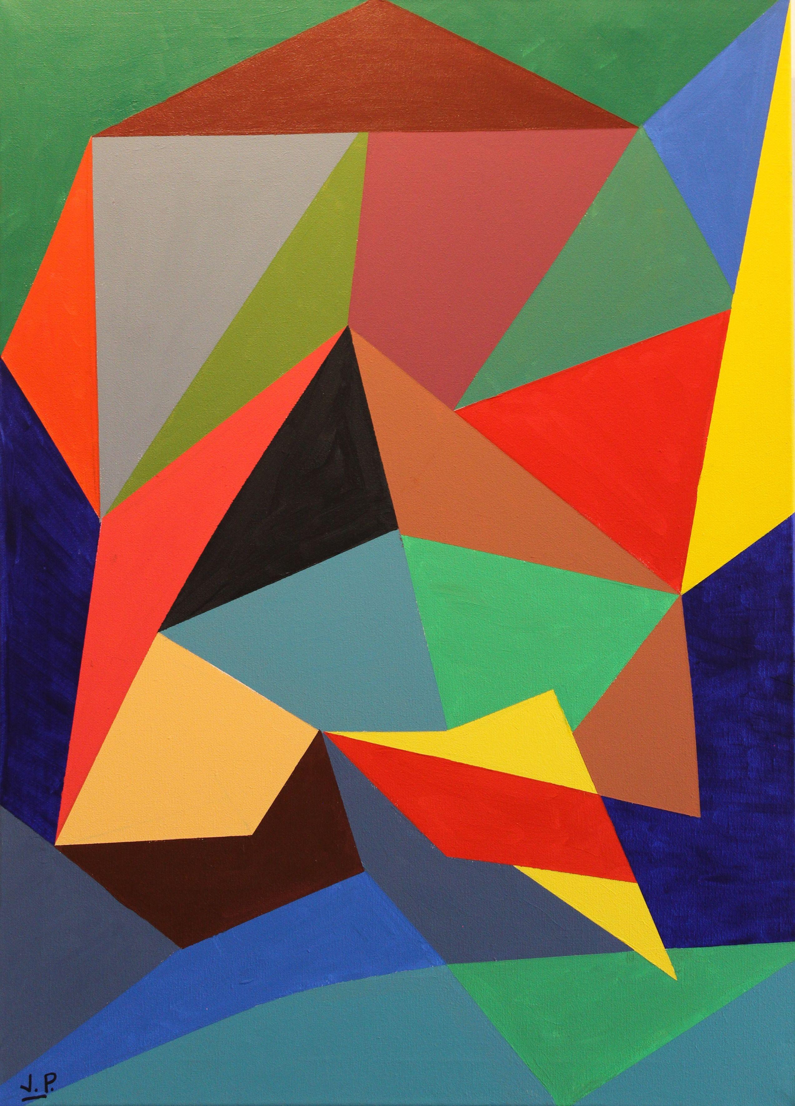 PRISMAS (2015) - Jose Maria Palacin Calvo - Cinpala