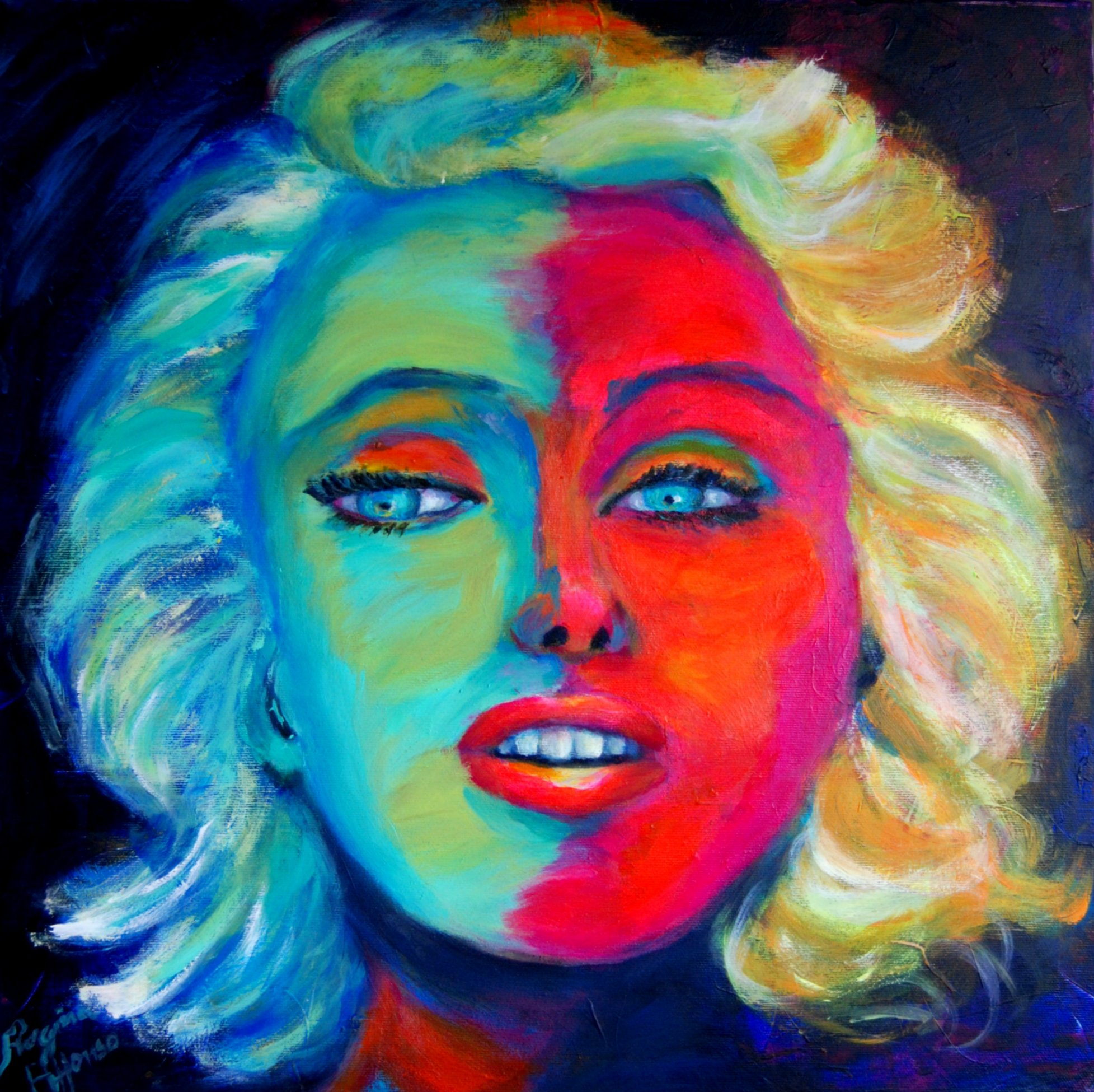 Marylin Monroe l
