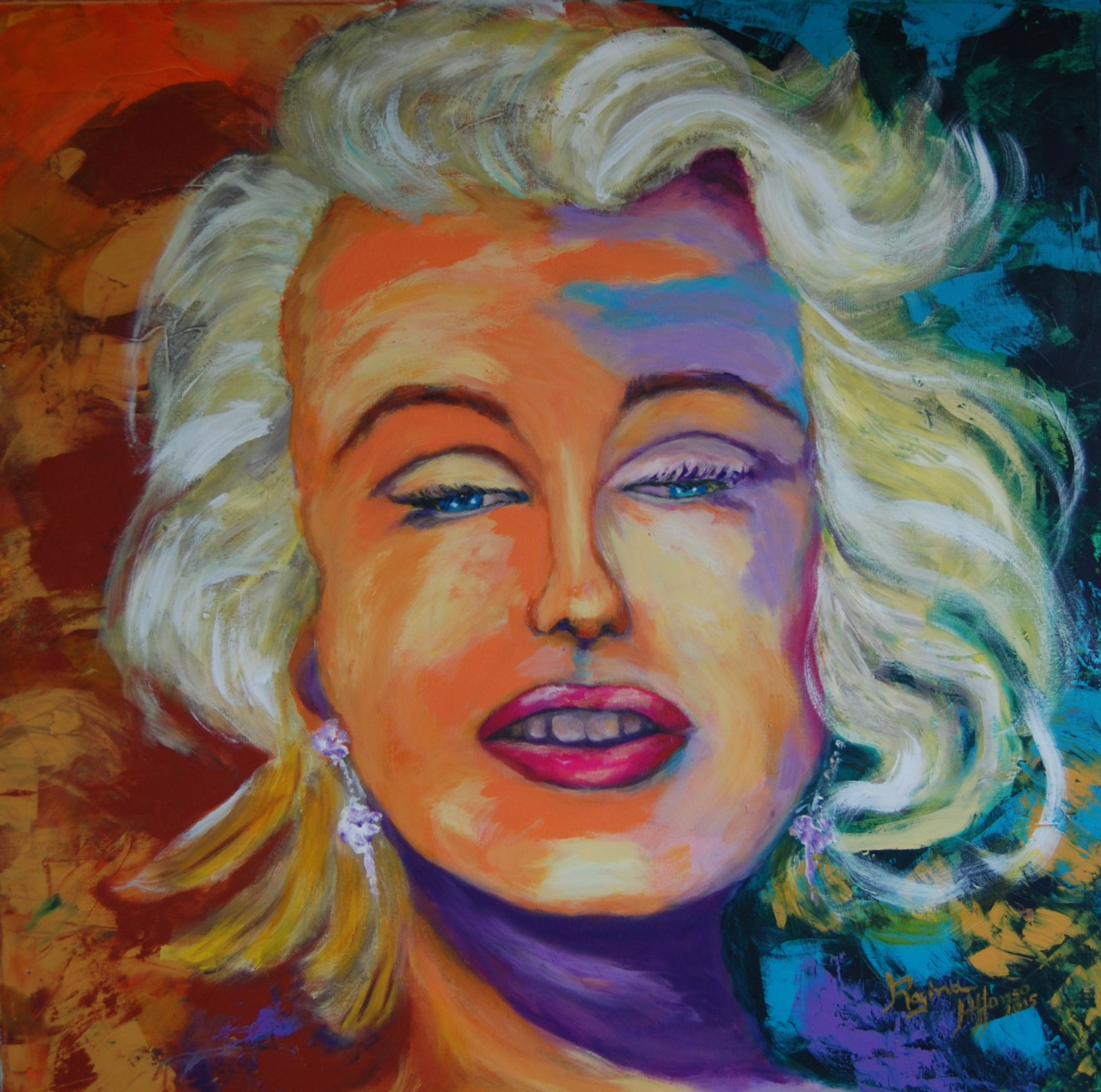 Marylin Monroe ll