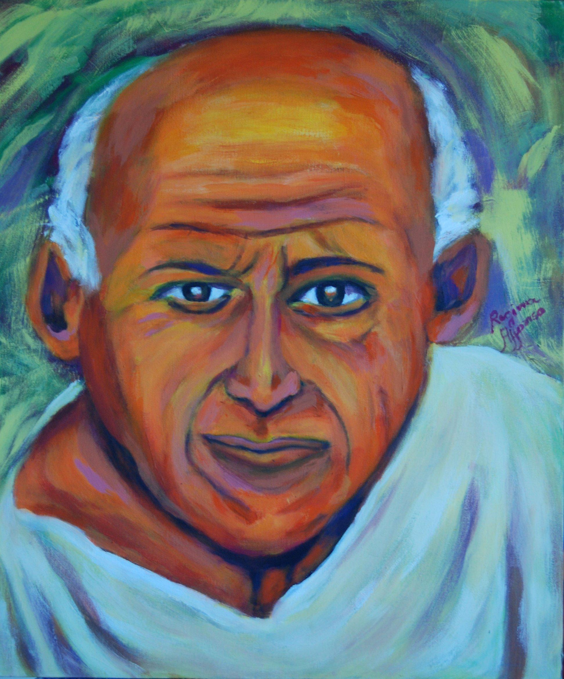 Homenagem à Picasso