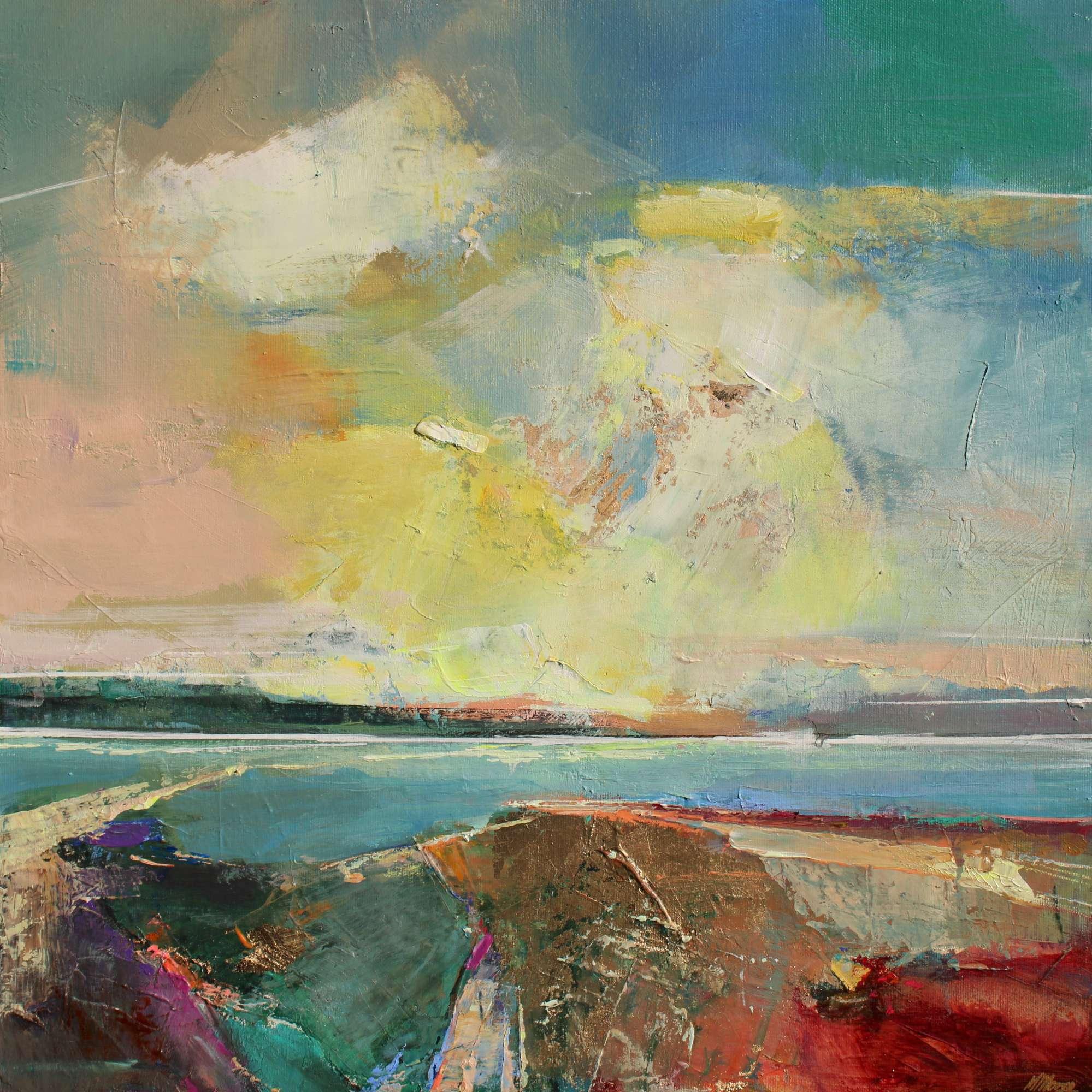 Cielos Alumbrados 1 (2021) - Magdalena Morey