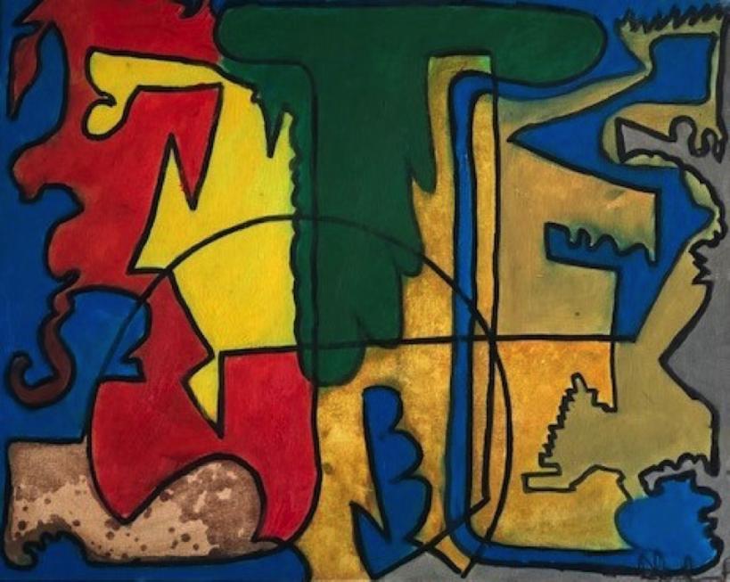 EL INFIERNO DEL CORONEL (1992) - Jorge H Nicholls