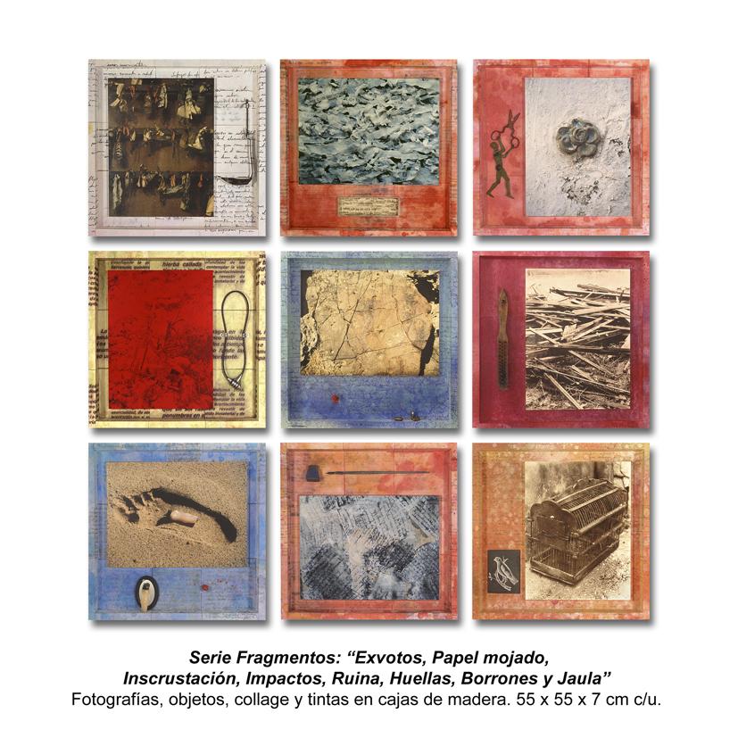 """Serie """"Fragmentos"""" (2007) - Esteban Doncel"""