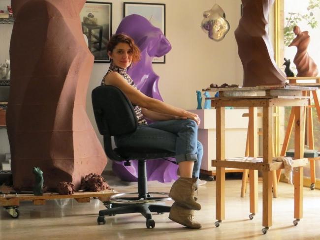 Claire Becker studio