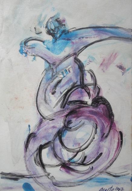 danza (1995) - Jesus Duarte