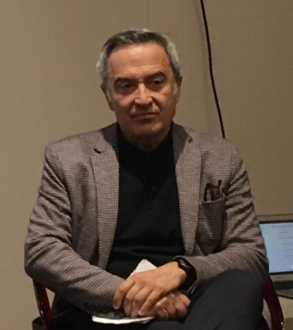 Luis Caballero Martínez - Foto ARTEINFORMADO
