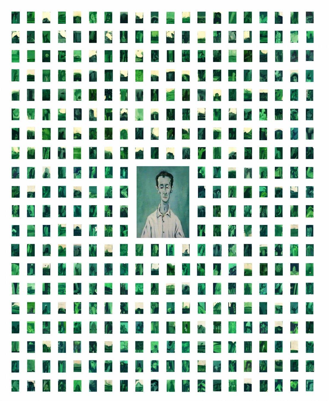 Azar Verde (1988) - Ángel Baltasar