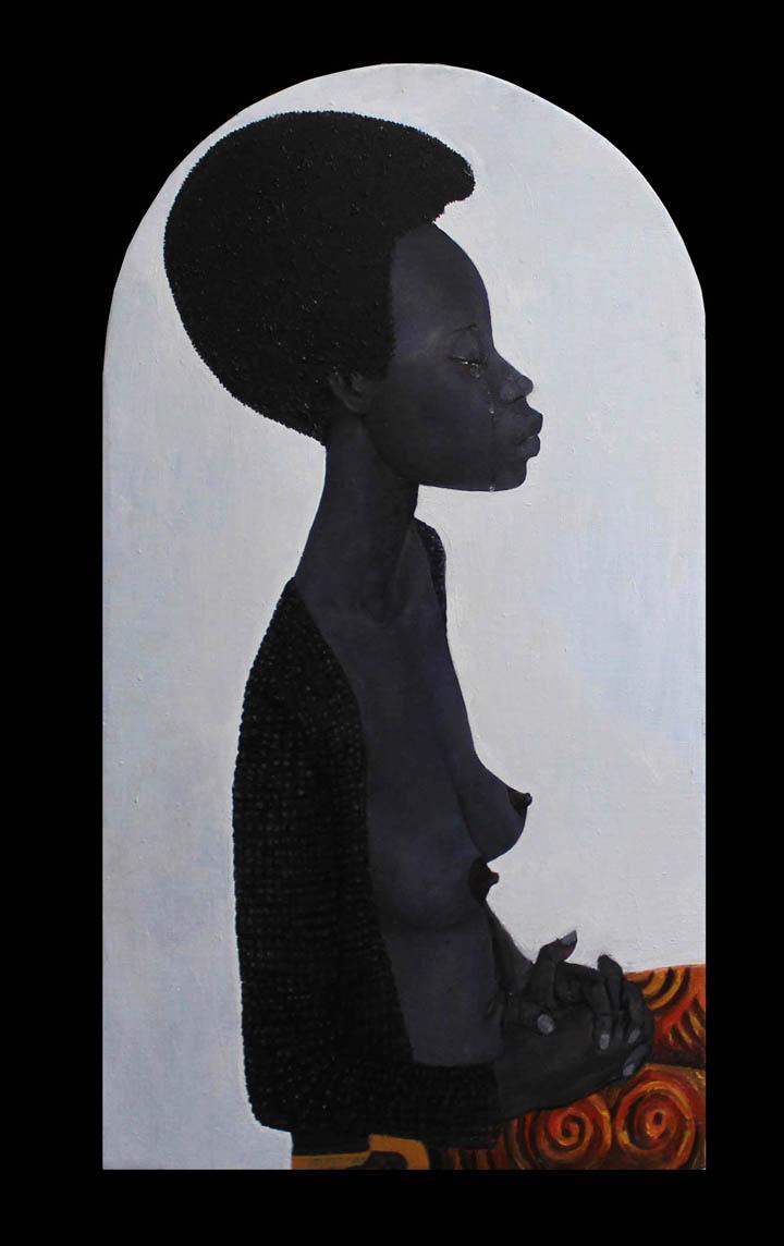 Lágrimas Negras (2014) - Ángel Baltasar