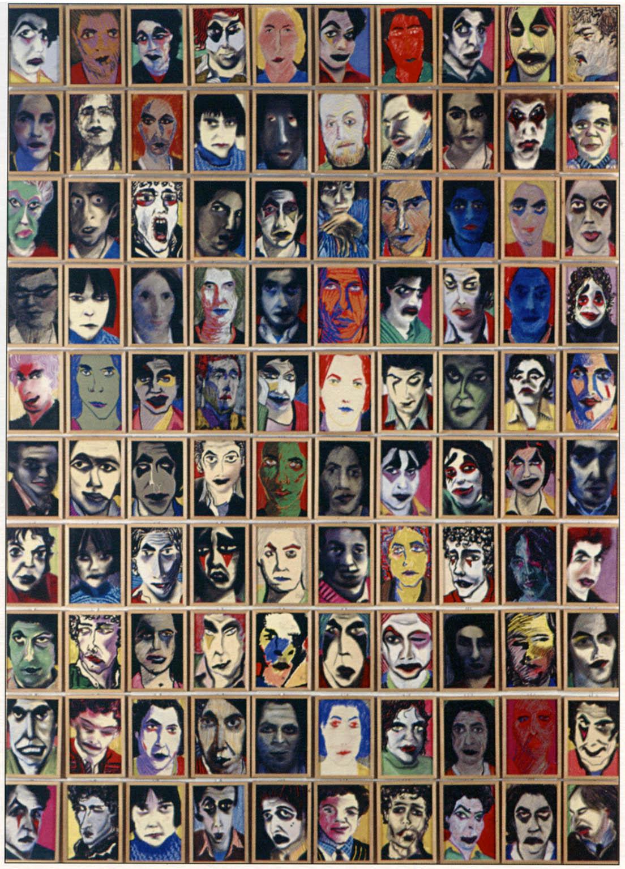 Políptico de la Hidra (1981) - Ángel Baltasar