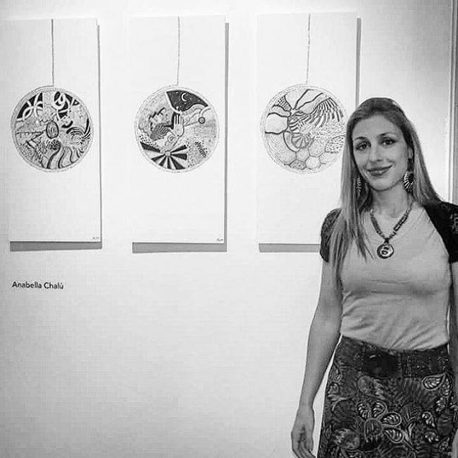 Exposicion, artistas de control año 2015