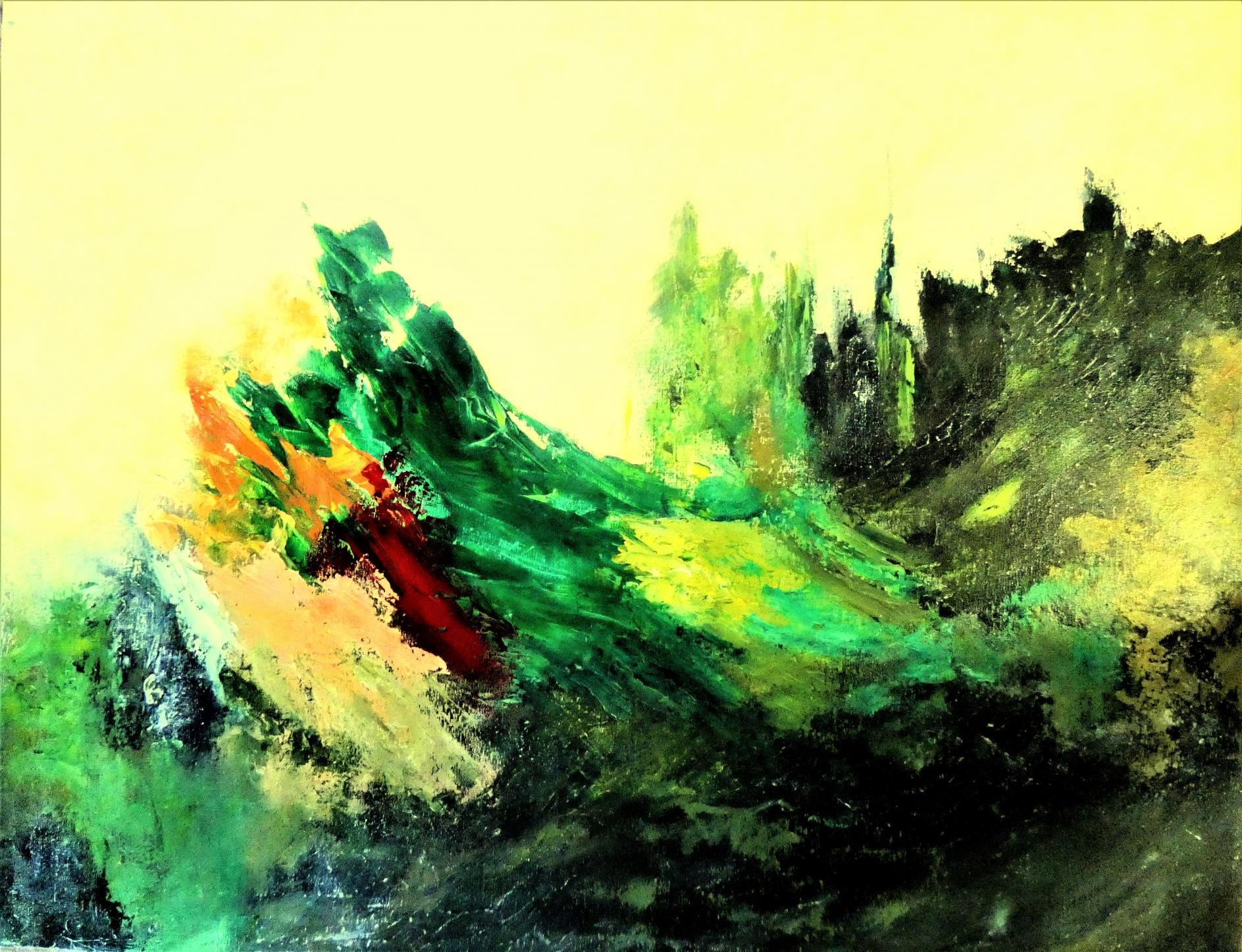 Los colores de Frida (2018) - Daniel Martín Figueroa
