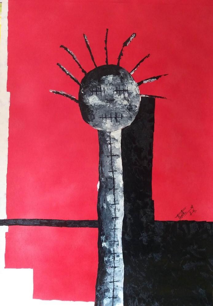 De la Serie:  Composiciones Binarias. (2009) - Luis Fernando Hernández Lasprilla - Fernando Lasprilla
