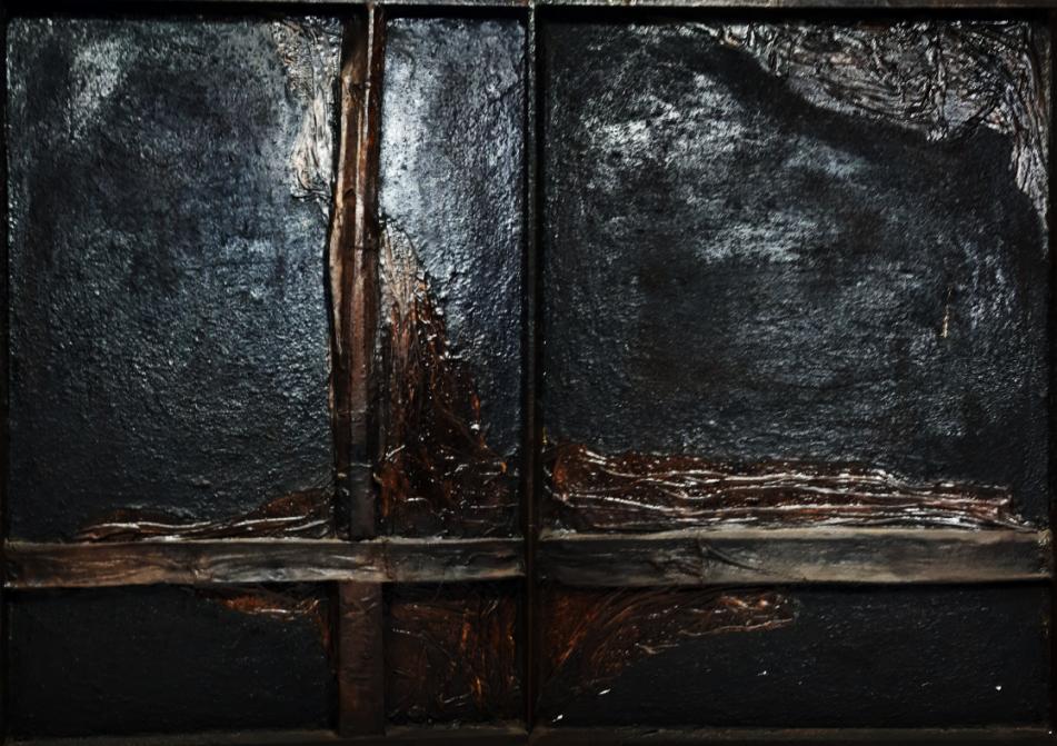 Fragmento: Instalación Silencios. (2008) - Luis Fernando Hernández Lasprilla - Fernando Lasprilla