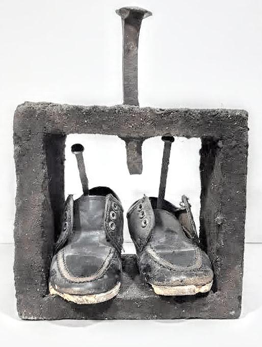 Fragmento: Instalación Silencios (2006) - Luis Fernando Hernández Lasprilla - Fernando Lasprilla
