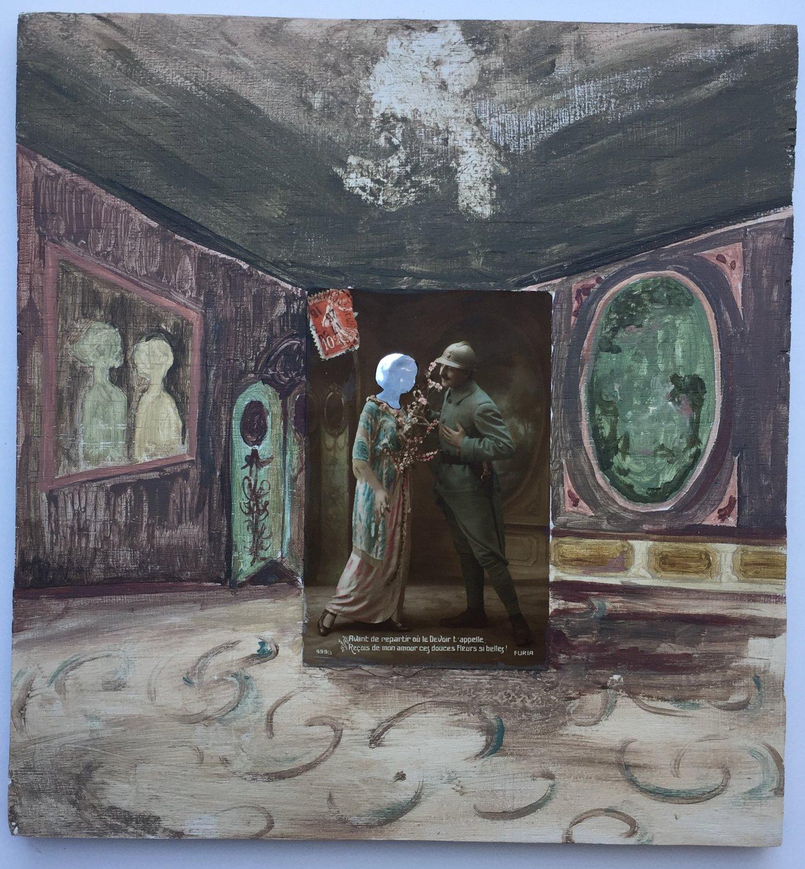 Adiós a La Rochelle II (2020) - María Jesús Manzanares