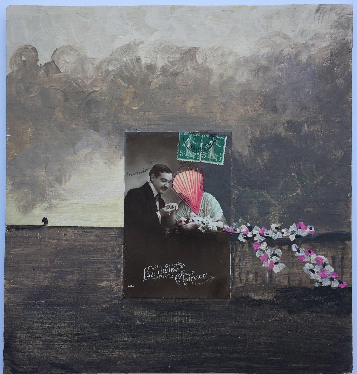 Adiós a la Rochelle I (2020) - María Jesús Manzanares