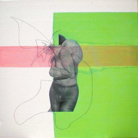 Continente y contenida (2012) - Inés Rojo