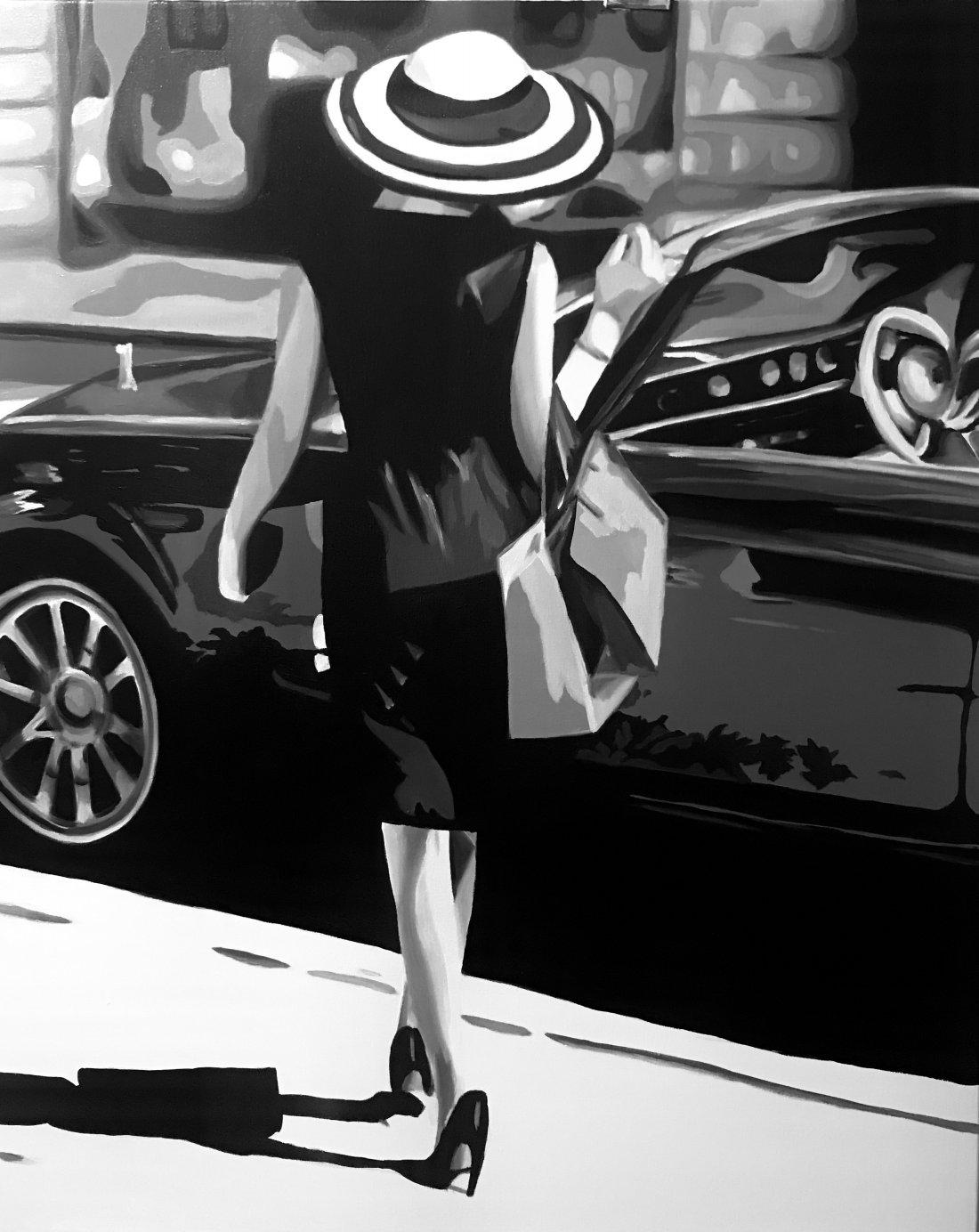 """""""Glamour"""" (2019) - Olivia Caballero Gonzalez"""