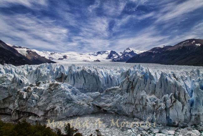 Bello glaciar