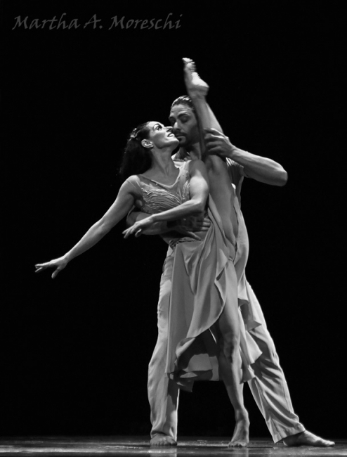 Belleza danza