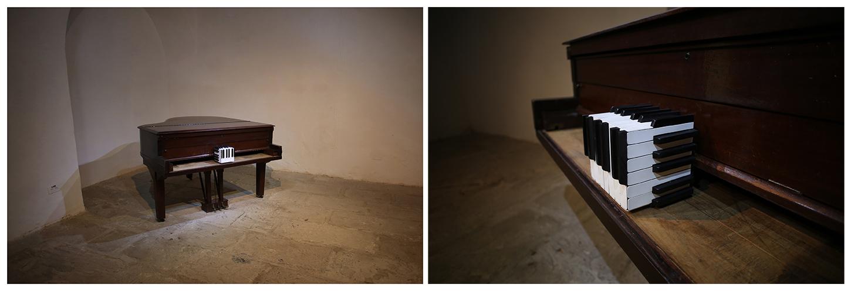Música concreta (2015) - Glenda León