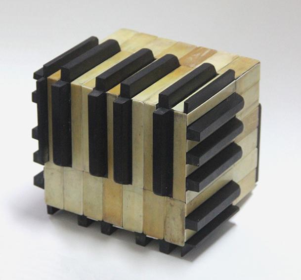 Música concreta (Piano) / Concrete music (Piano) (2019) - Glenda León