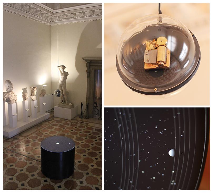 Música de las Esferas (2013) - Glenda León
