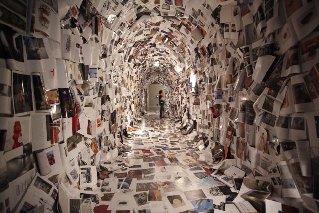 El tunel del arte