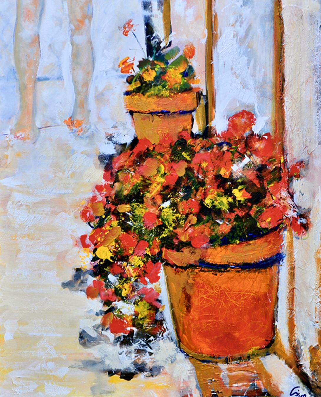 """""""Flor y flores"""" (2009) - Agustín de Córdoba - Agustín Decórdoba"""