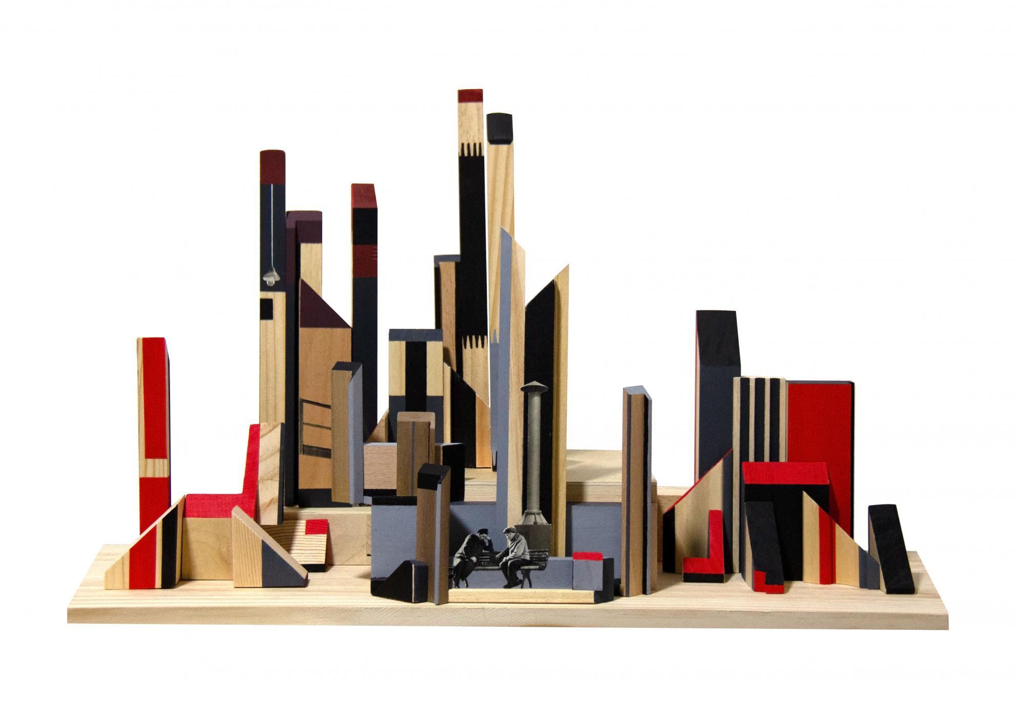 Industria (2019) - Carmen Alvar