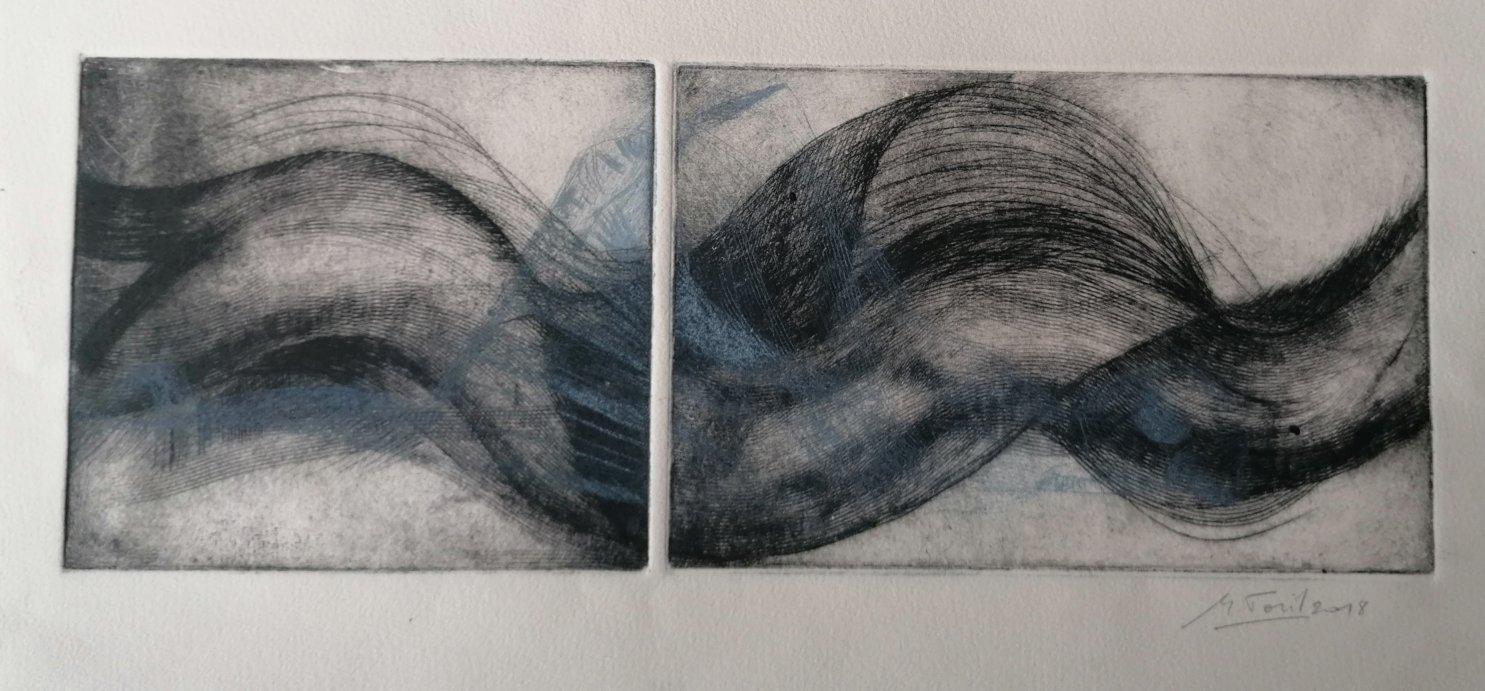 Movimiento en dos fases (2018) - Manuela Toril Moreno