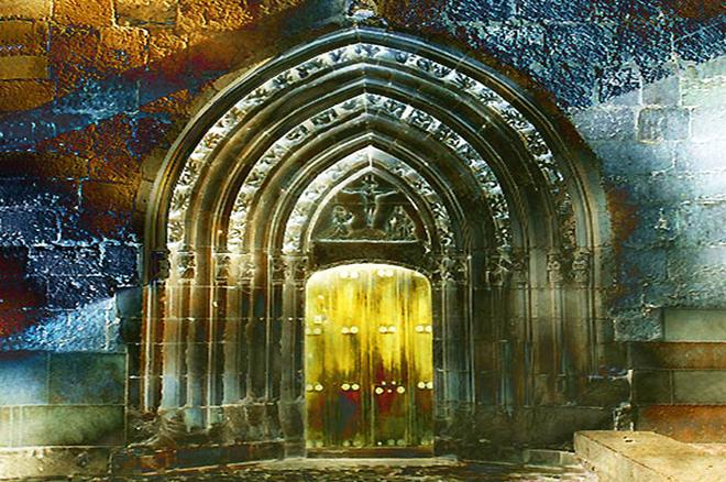 The Door of the Light (2010) - Marta Eva LLamera