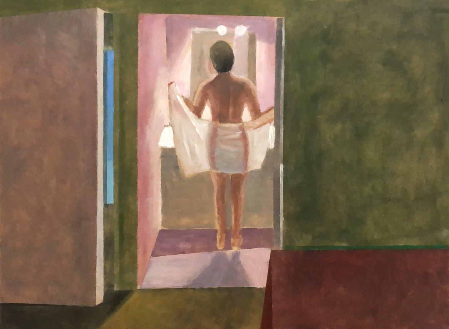 Bath time variations (2020) - Susana Mata