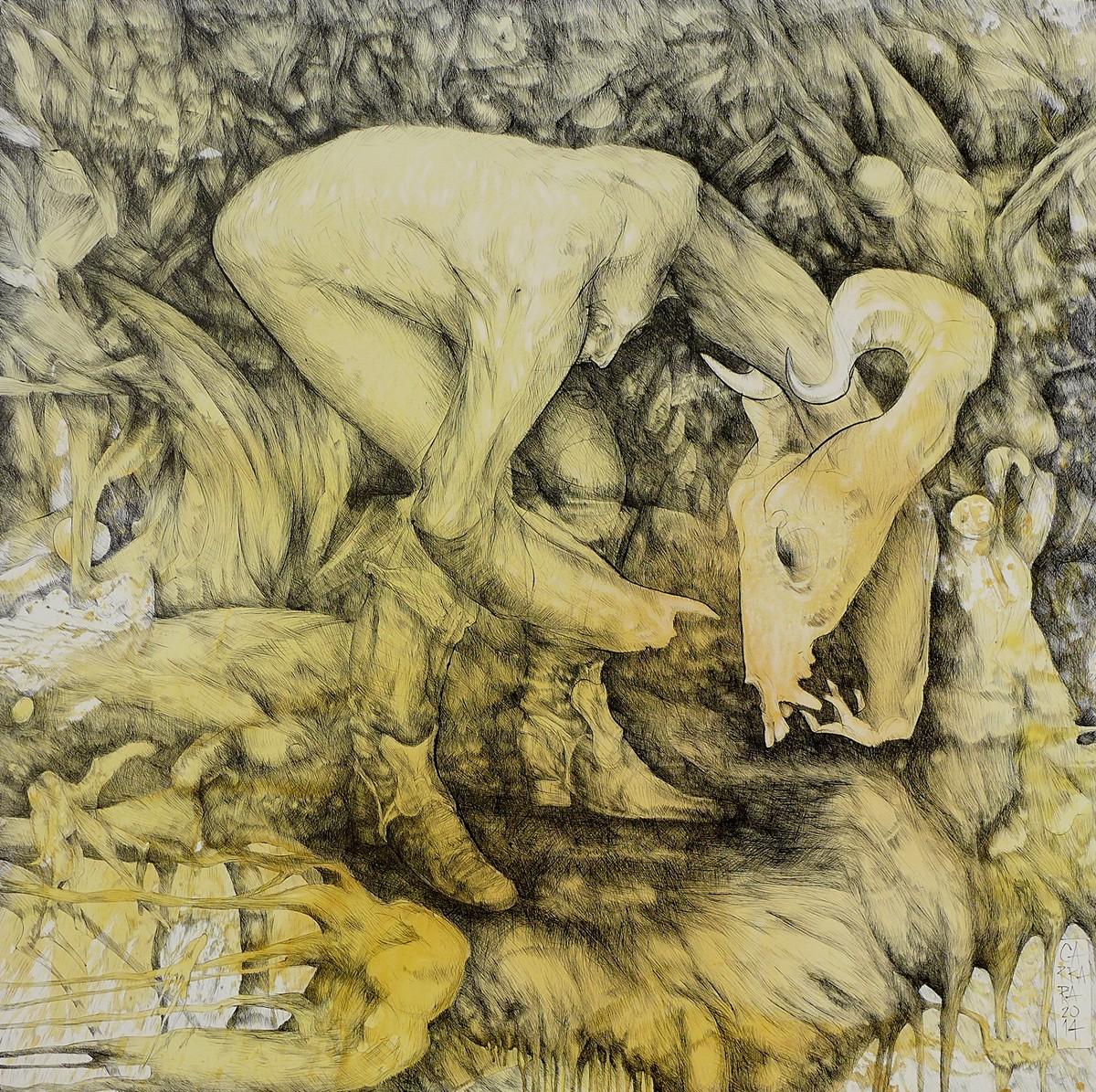 Las botas de Cabeza de Vaca (2014) - Romina Carrara