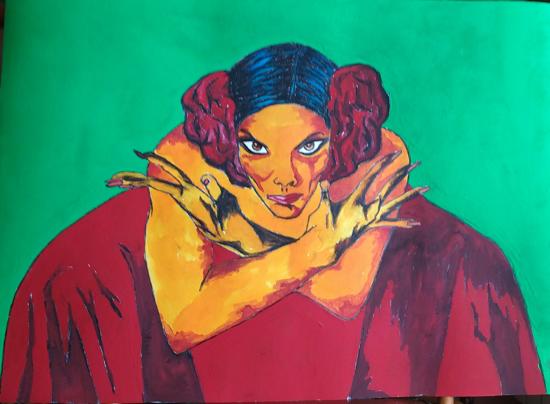 mujer andaluza (2018) - Corina Rodriguez Anievas