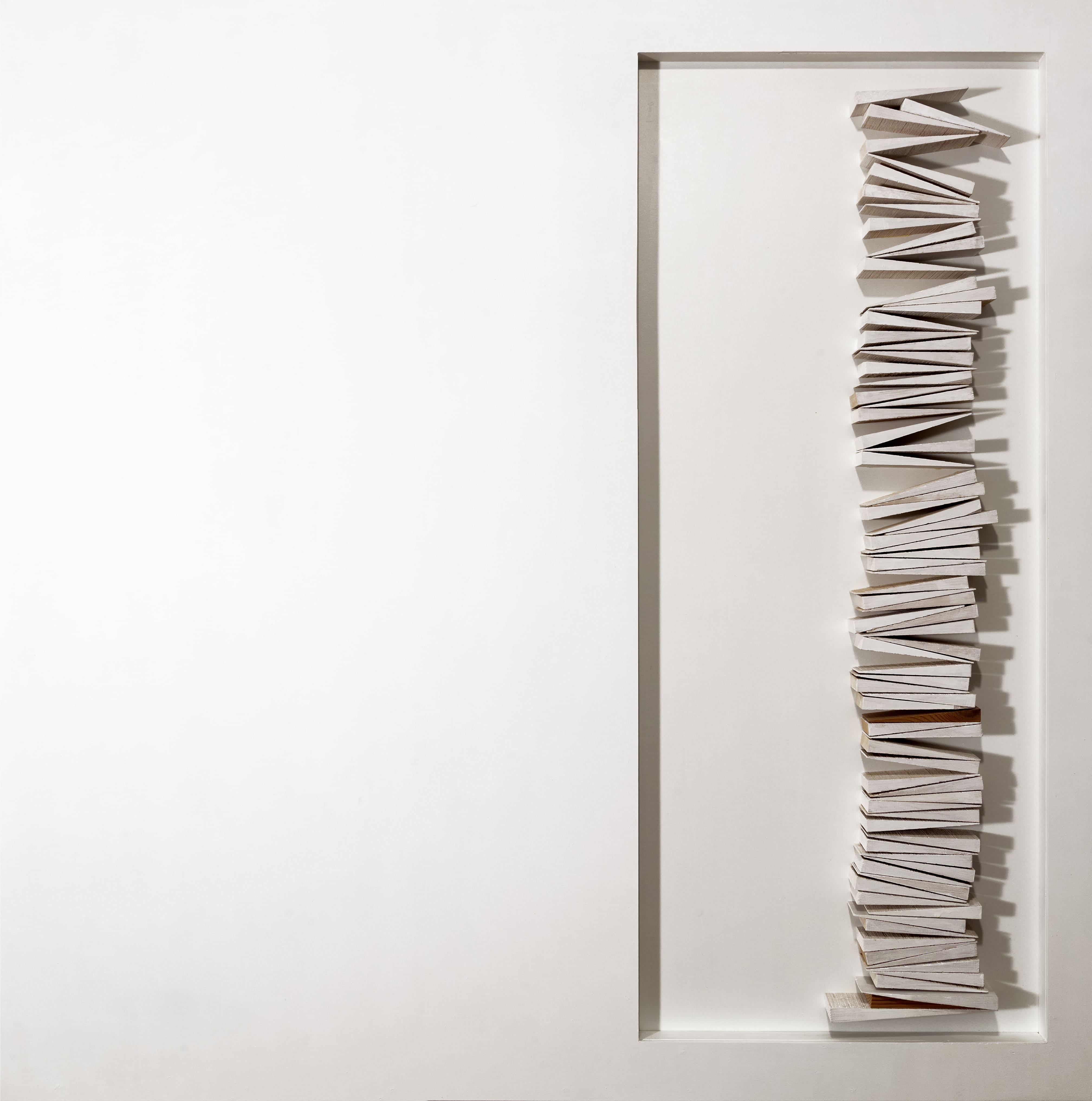 Cuñas vertical I (2014) - Ne Cano