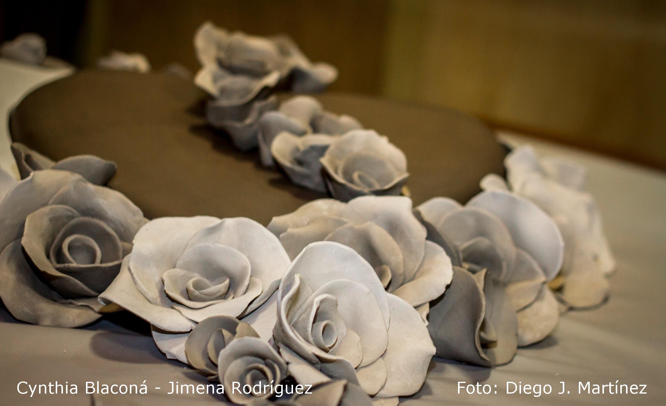 Unas cuantas creencias desafortunadas (detalle). Cynthia Blaconá – Jimena Rodríguez (obra cerámica). (2015) - Cynthia Blacona