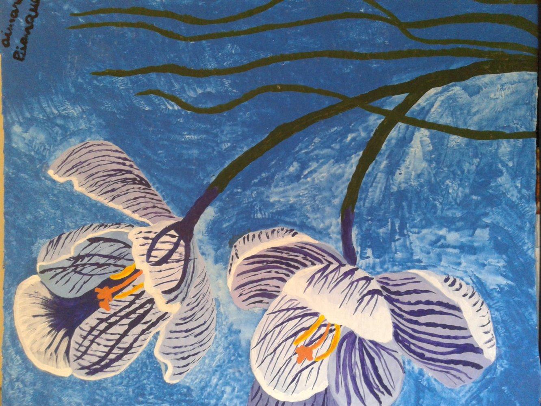Flores extrañas (2019) - Aimará Bianquet
