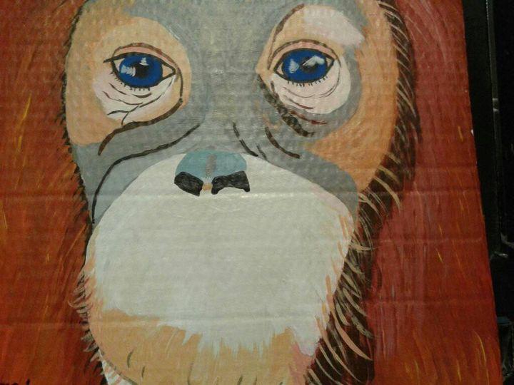 Carita de orangután (2020) - Aimará Bianquet