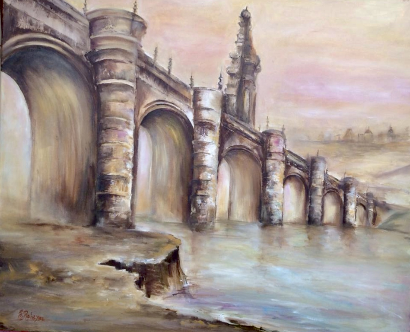 Puente de Toledo (2015) - Elena Robayna Abreut