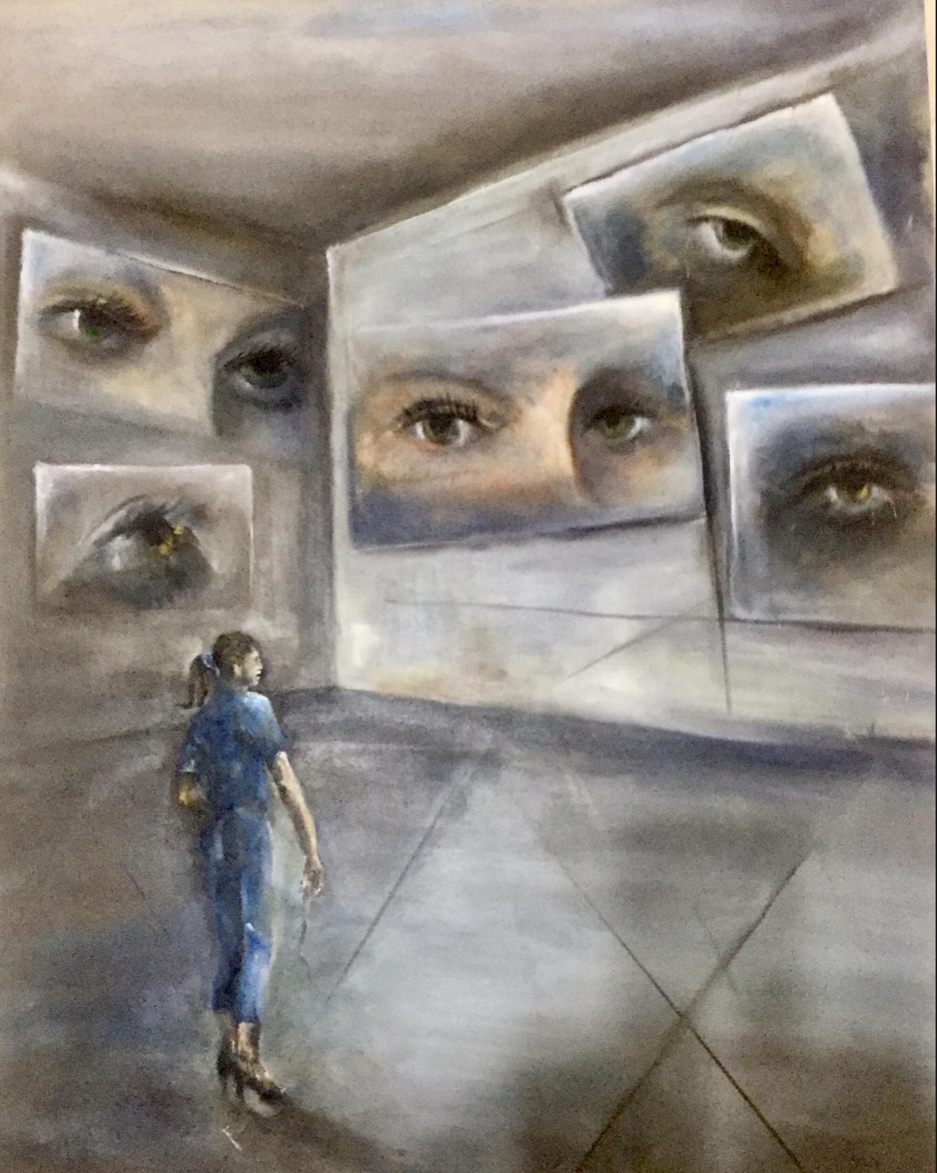 Observada (2015) - Elena Robayna Abreut